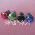 Aluminum Metal push button(High quality used for outdoor)metal push button