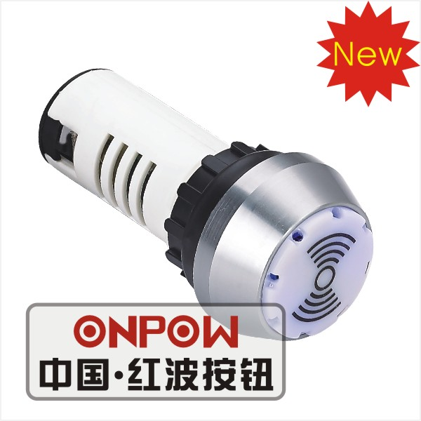 ONPOW Flash buzzer22MM, FLASH BUZZER