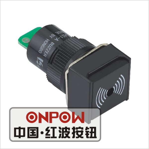ONPOW Flash buzzer16mm flash buzzer
