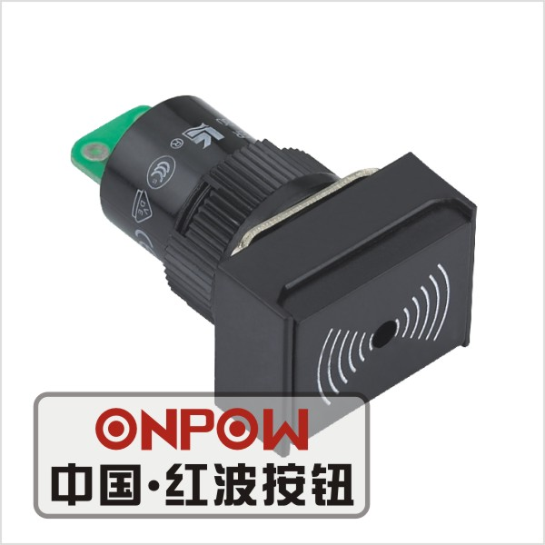 ONPOW 16MM Flash buzzer16mm flash buzzer